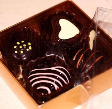 チョコレート?